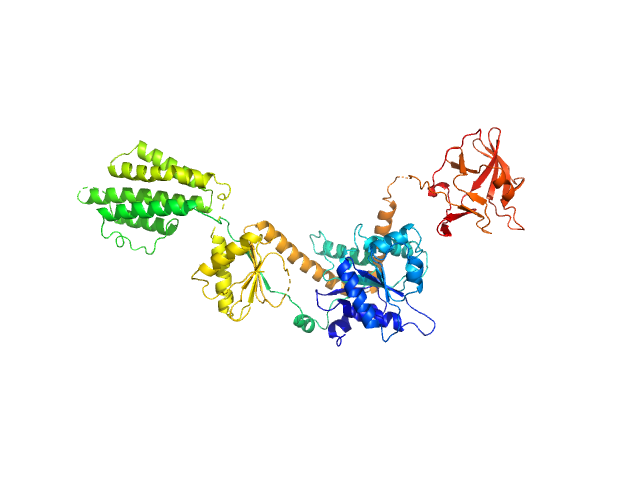Probable ATP-dependent RNA helicase DDX58 (without CARDs) EOM/RANCH model