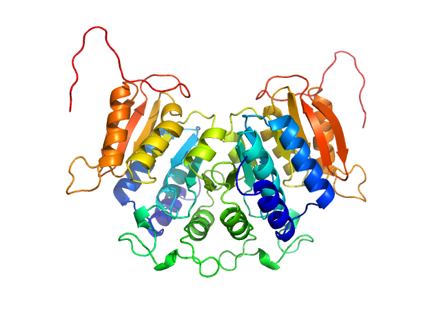 Methyltransferase domain protein MODELLER model