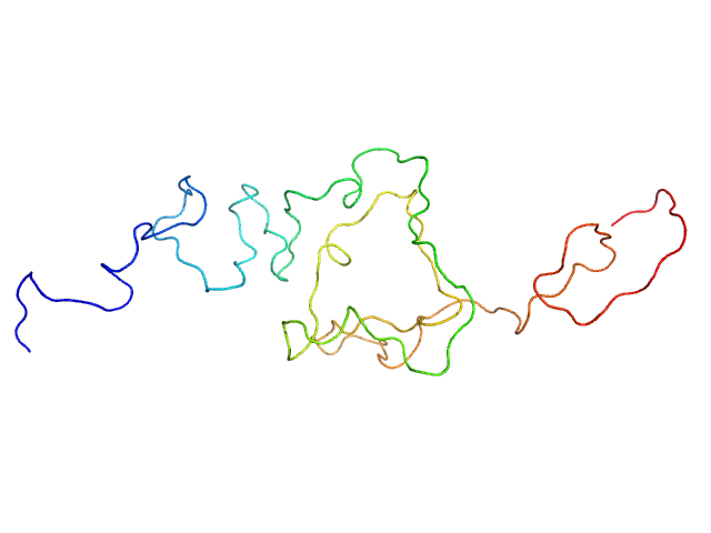 The N-terminal domain of estrogen receptor alpha CUSTOM IN-HOUSE model
