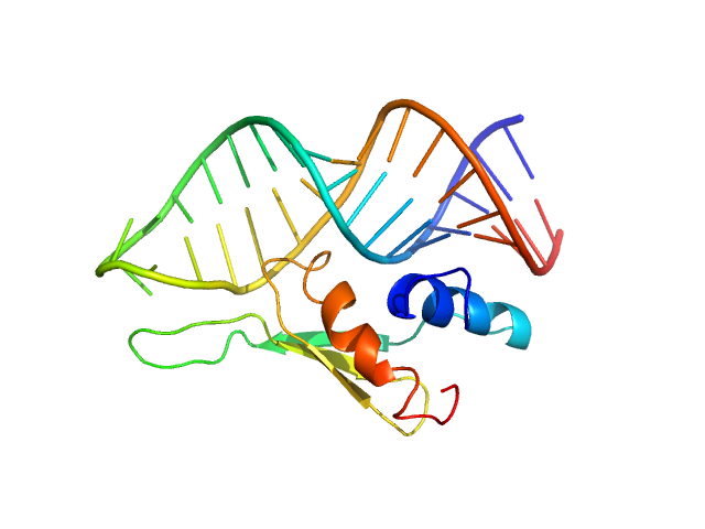 Double-stranded RNA-binding protein Staufen homolog 1 - RNA binding domain 4 ADP-ribosylation factor1 - short OTHER model