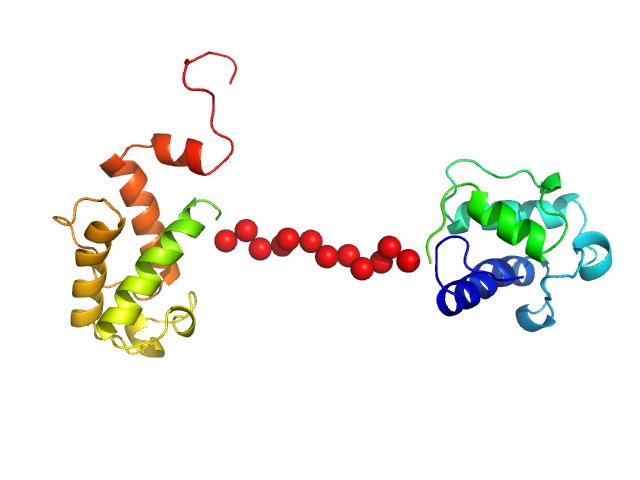 4-hydroxy-2,2'-bipyrrole-5-methanol synthase PigH EOM/RANCH model