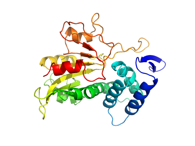 Type-2 restriction enzyme AgeI PDB model